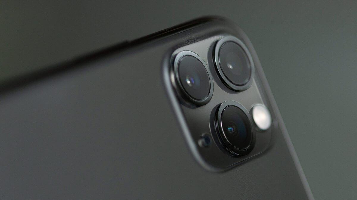 Cámaras del iPhone 11