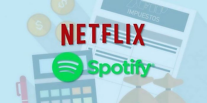 Precios de Netflix y Spotify