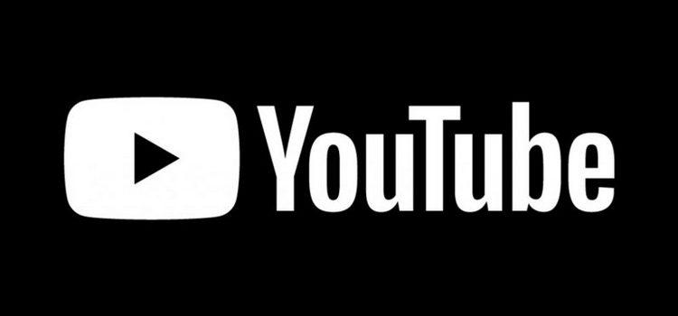 YouTube Tema oscuro